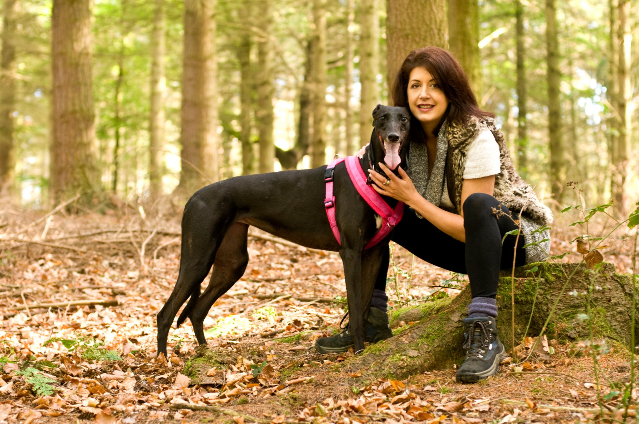 Nikki Brown - Founder of Canine Angel and Natural Fulvic Vitality